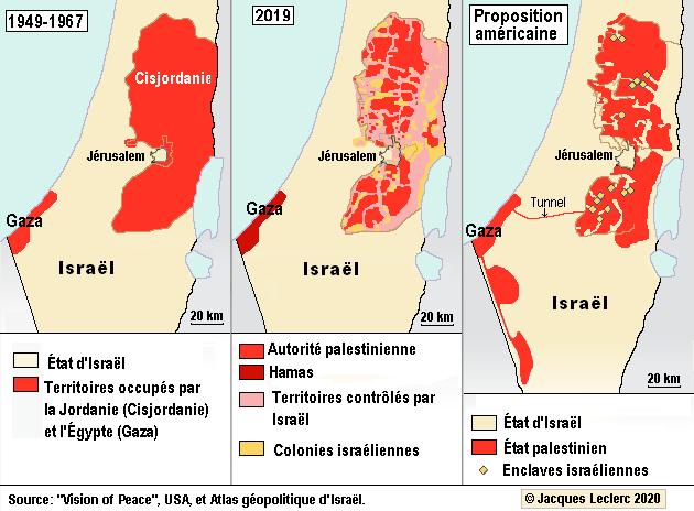la palestine aujourdhui